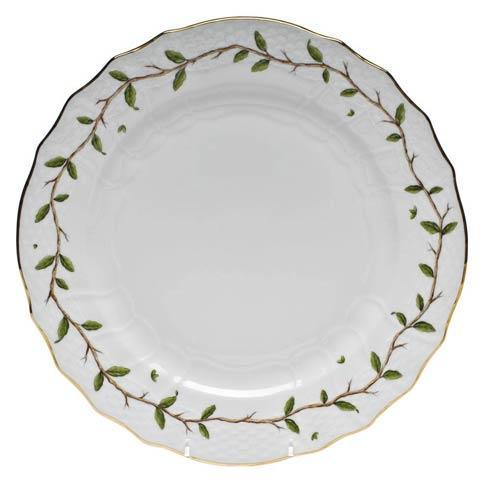 Herend  Rothschild Garden Service Plate $175.00