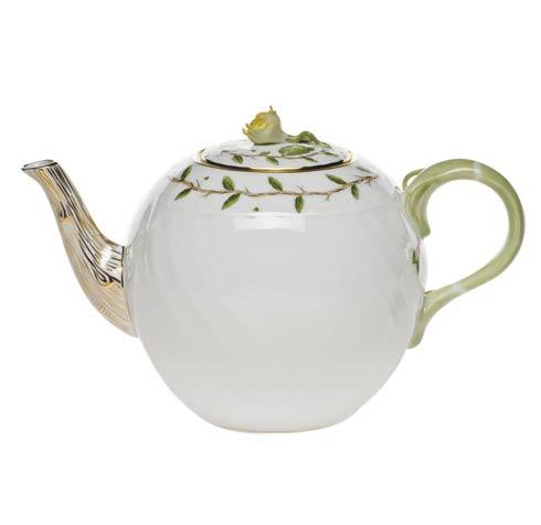 $335.00 Tea Pot W/Rose