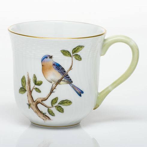 Herend  Song Bird Mug $195.00