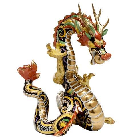 Medieval Dragon - Multicolor