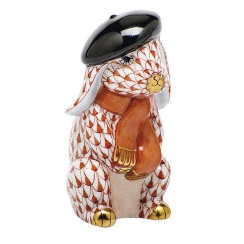 $275.00 Beret Bunny - Rust