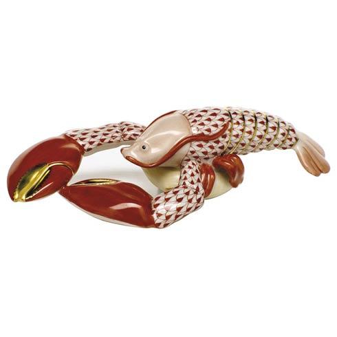 $395.00 Small Lobster - Rust