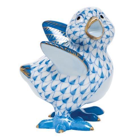 $185.00 Chicken Little - Blue