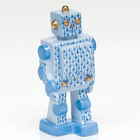 Toy Robot - Blue