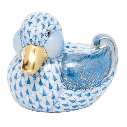 $285.00 Dapper Ducky - Blue