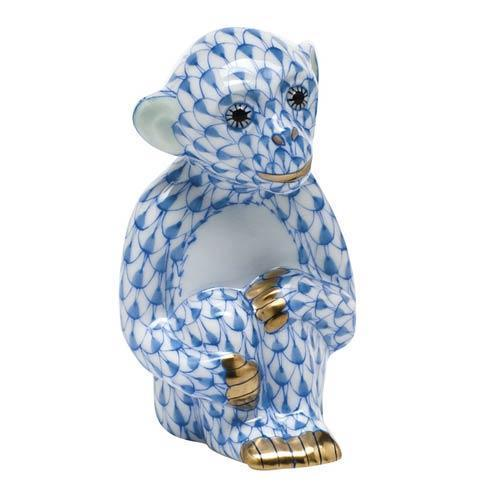 $275.00 Little Monkey - Blue