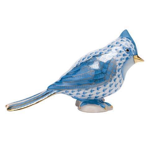 Tufted Titmouse - Blue