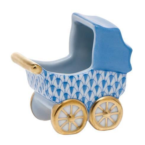 $295.00 Baby Carriage - Blue
