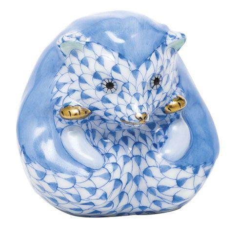 Baby Hedgehog - Blue
