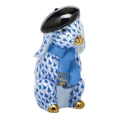 $275.00 Beret Bunny - Blue