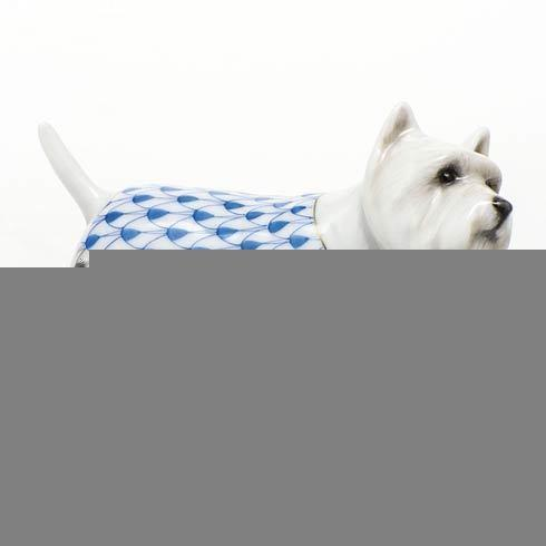 West Highland Terrier - Blue