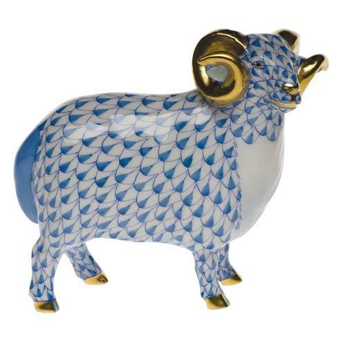 Herend Figurine's Rams English Ram $445.00