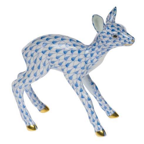 Herend Figurine's Deer Fawn $425.00