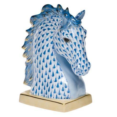 Small Horse Bust