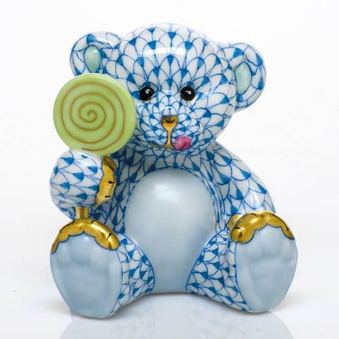 $425.00 Sweet Tooth Teddy - Blue