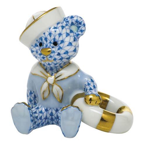 $325.00 Sailor Bear - Blue