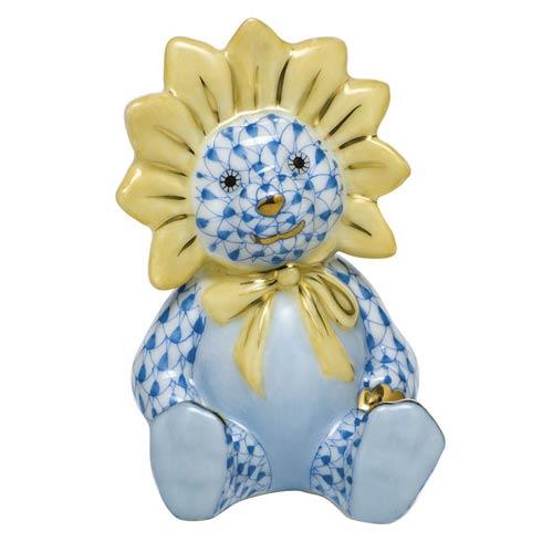 $350.00 Sunflower Bear - Blue