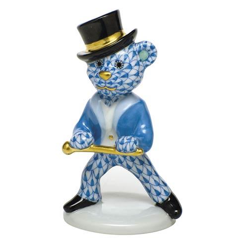 $325.00 Tap Dance Bear - Blue