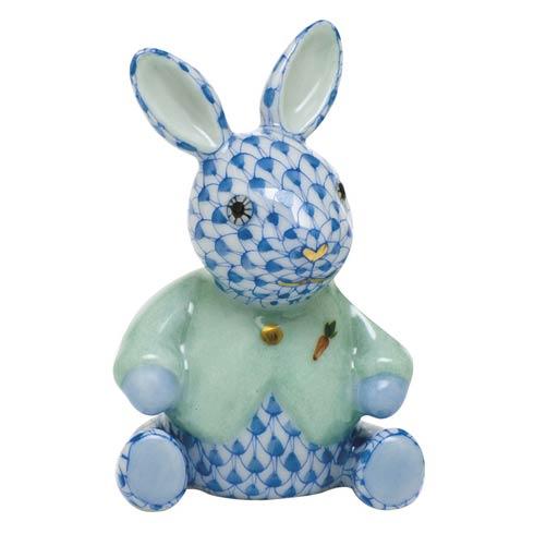 Sweater Bunny - Blue image