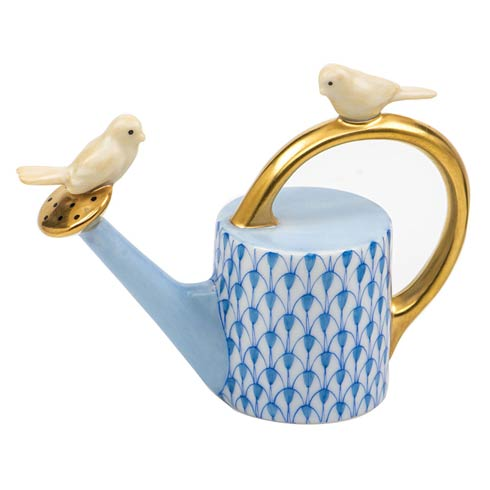 $295.00 Watering Can With Birds