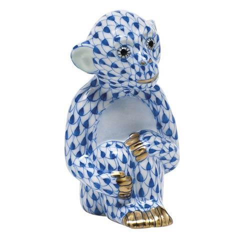 $275.00 Little Monkey - Sapphire