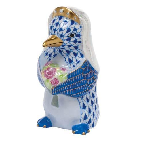 Penguin Bride - Sapphire