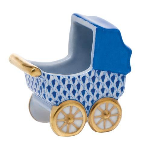 $295.00 Baby Carriage - Sapphire