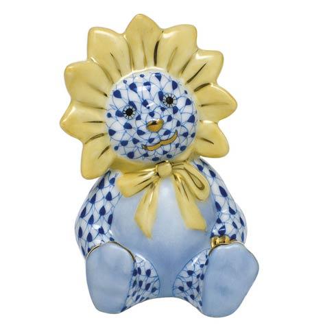 Sunflower Bear - Sapphire