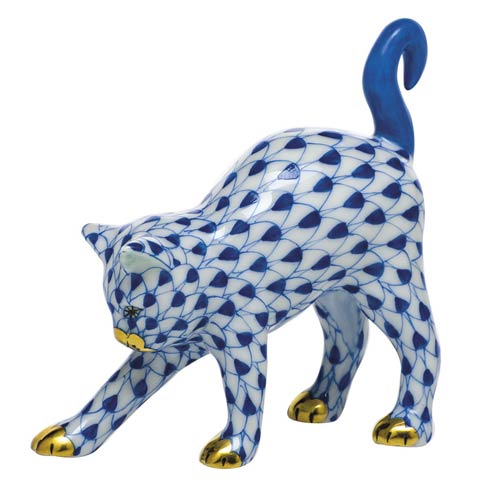 $285.00 Arched Cat-Sapphire