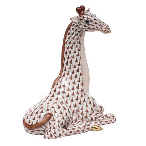 $595.00 Giraffe - Chocolate