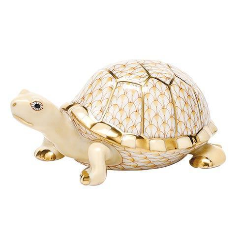 $395.00 Box Turtle - Butterscotch