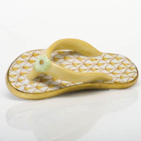 Flip Flop - Butterscotch