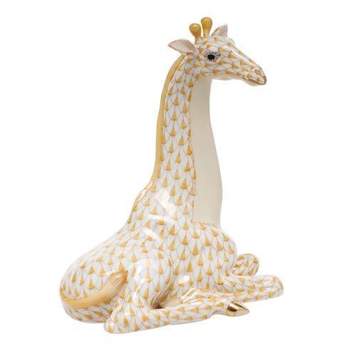 $595.00 Giraffe - Butterscotch