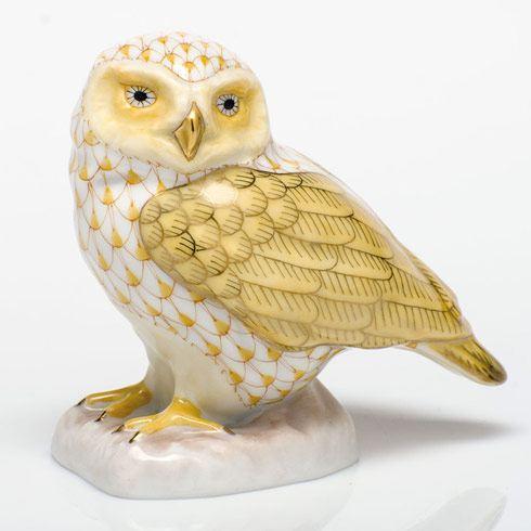 $350.00 Burrowing Owl - Butterscotch