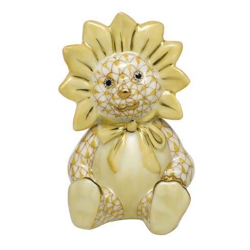 $350.00 Sunflower Bear - Butterscotch
