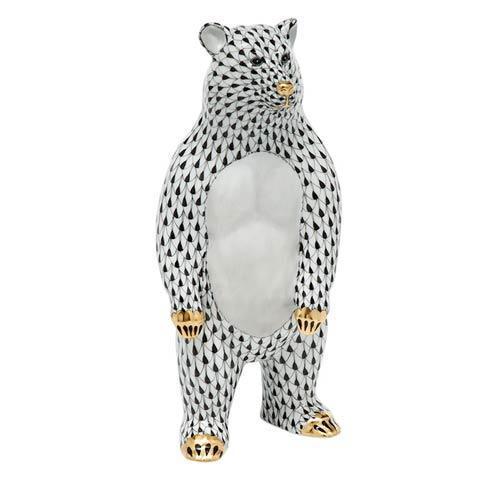 $825.00 Standing Bear - Black