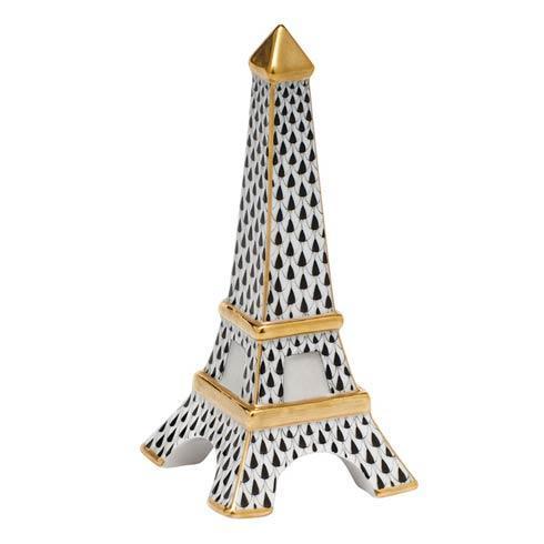 $395.00 Eiffel Tower - Black