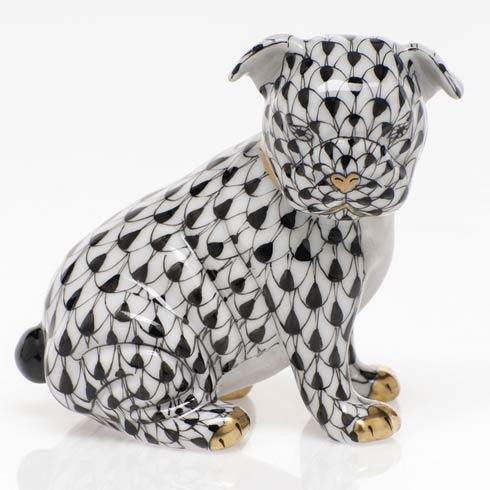 $255.00 Bulldog Puppy - Black