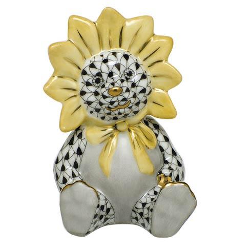 $350.00 Sunflower Bear - Black
