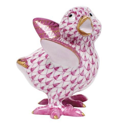 $185.00 Chicken Little - Raspberry