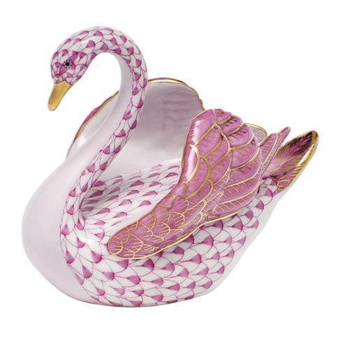 Swan - Raspberry
