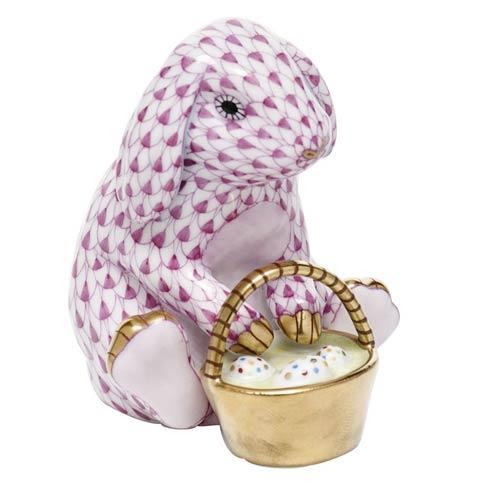 $450.00 Eggstravagant Rabbit - Raspberry