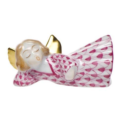 Herend Figurine's Religious Sleeping Angel $150.00