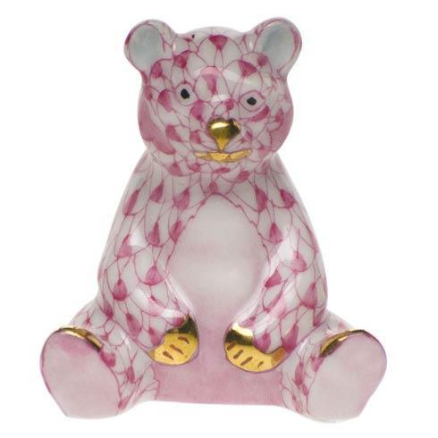 $175.00 Miniature Baby Bear Sitting
