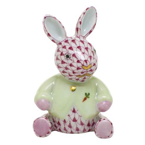 Sweater Bunny - Raspberry image
