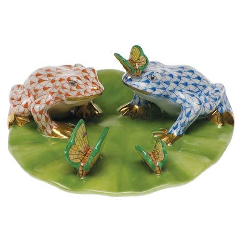 $645.00 Frogs On Lily Pad