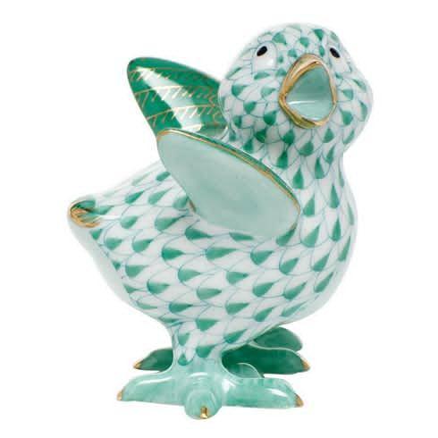 $185.00 Chicken Little - Green
