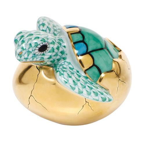 $295.00 Hatching Sea Turtle - Green