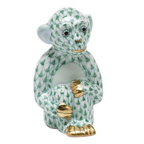 Little Monkey - Green