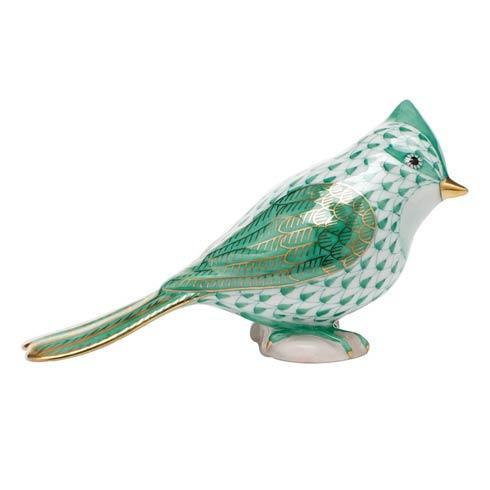 $315.00 Tufted Titmouse - Green